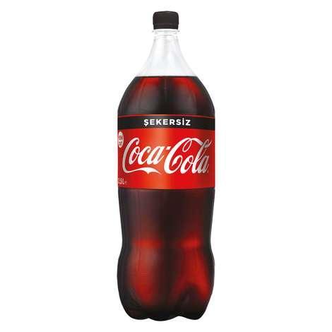 Coca Cola Gazlı İçecek Zero 2.5 L