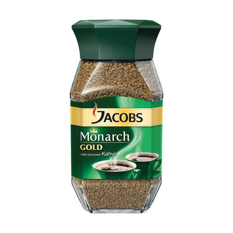 Jacobs Monarch Kahve Gold Kavanoz 100 G