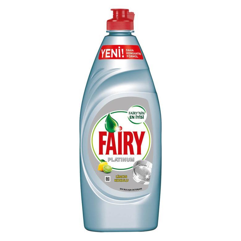 Platinum Fairy Bulaşık Deterjanı 650 Ml