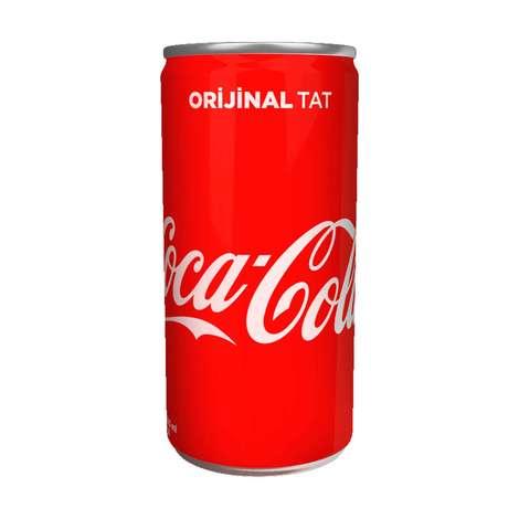 Coca Cola Gazlı İçecek Kola 200 Ml