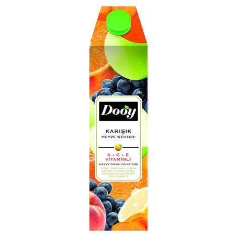 Dooy Meyve Nektarı Karışık 1 L