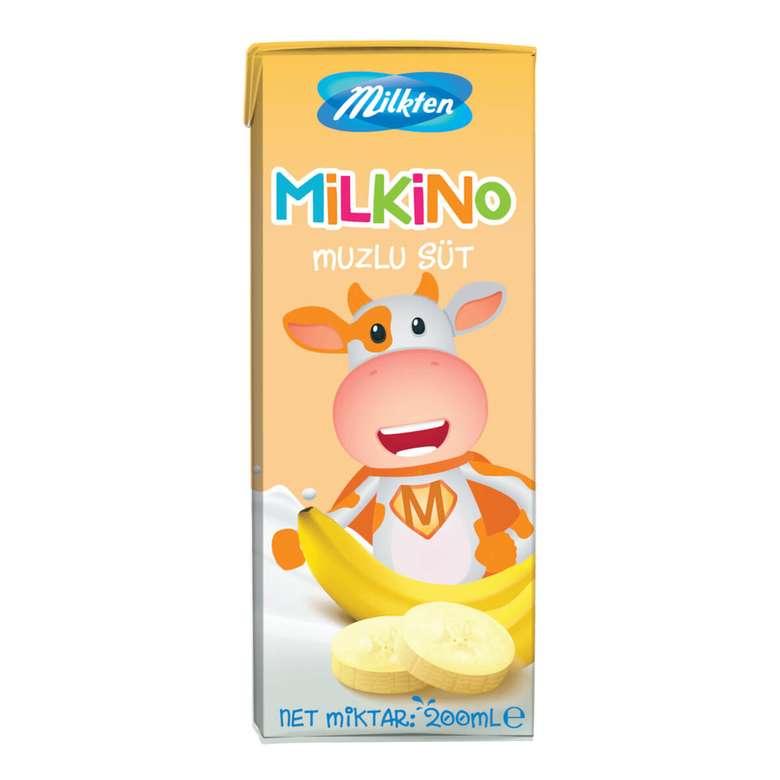 Milken Milkino Süt Muzlu 200 Ml