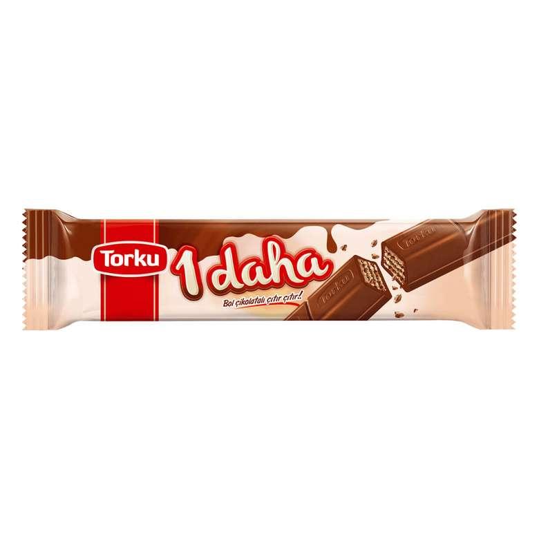 Torku 1 Daha Çikolatalı Gofret 38g