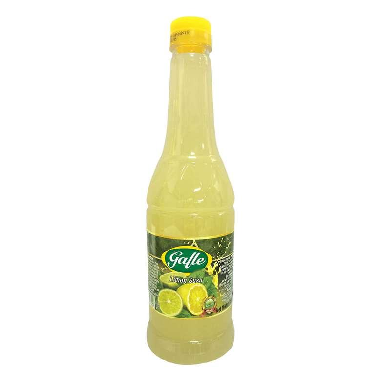 Galle Sos Limon Sosu 750 Ml