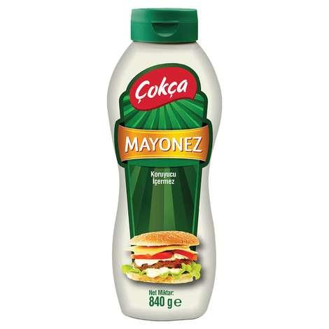 Çokça Mayonez 840 G