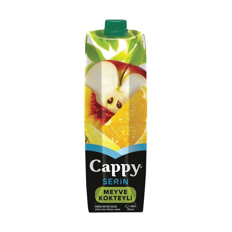 Cappy Meyve Nektarı Meyve Kokteyli 1000 Ml