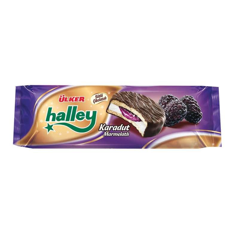Halley Bisküvi Kremalı Karadutlu 236 G