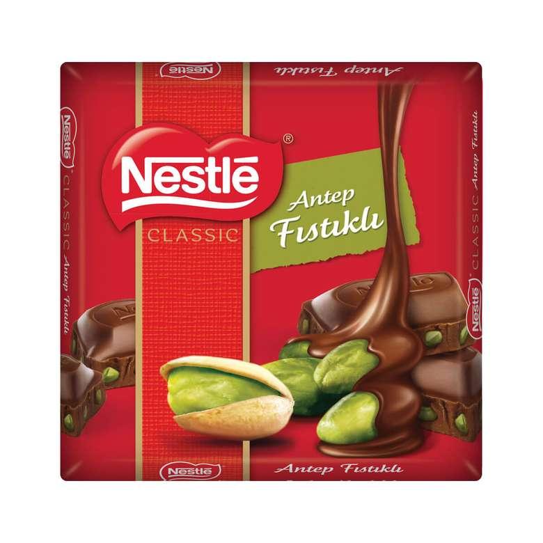 Nestle Çikolata Antep Ffıstıklı Sütlü 65 G