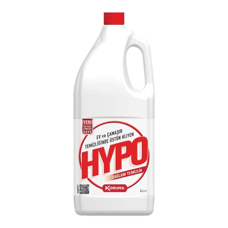 Hypo Çamaşır Suyu 4000 Ml