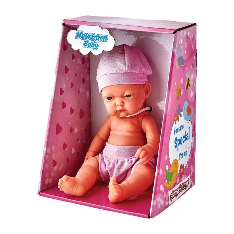 Oyuncak Yenidoğan Bebek