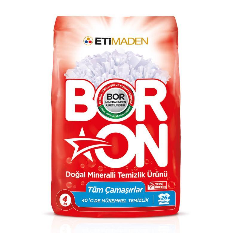 Boron Toz Deterjan 4 Kg