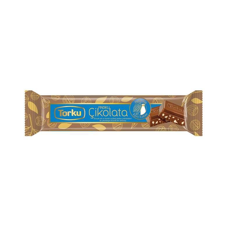 Torku Çikolata Fındıklı Baton 35 G