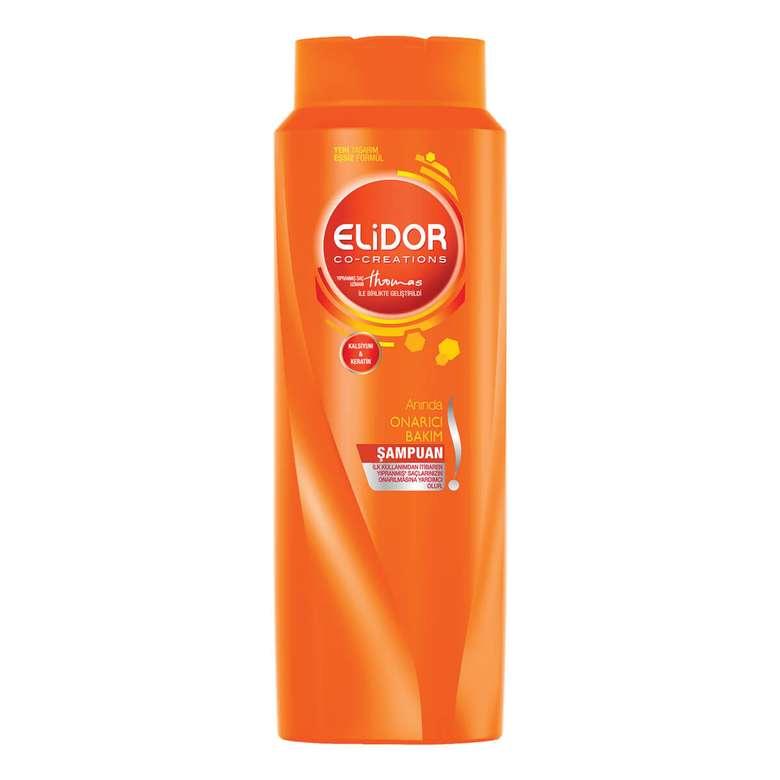 Elidor Sağlıklı Uzayan Saçlar  Şampuan 550 Ml