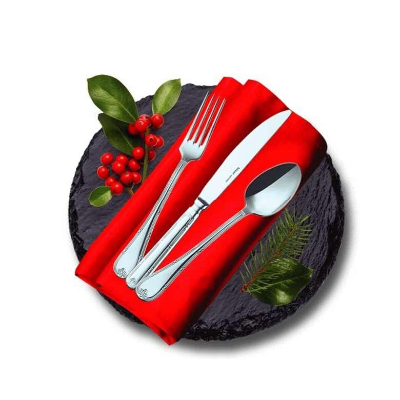 Hisar Optima Çatal Kaşık Bıçak Set 30 Parça