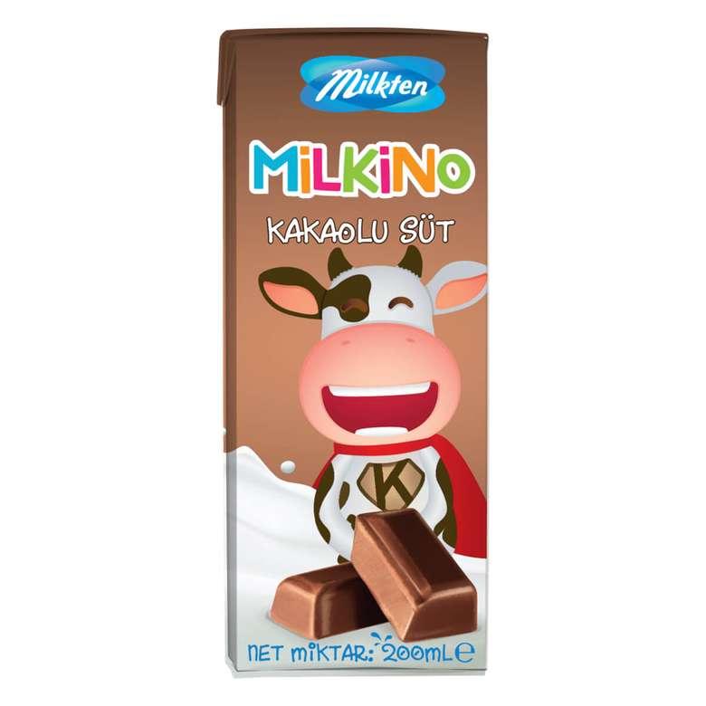 Milkten Milkino Süt Kakaolu 200 Ml