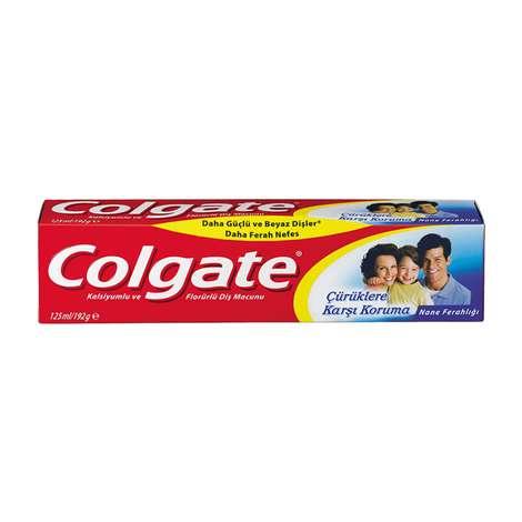 Colgate Diş Macunu Çürüklere Karşı Koruma 100 Ml