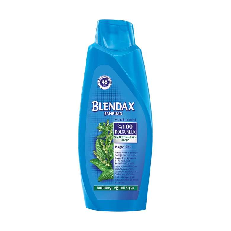 Blendax Şampuan Isırgan 550 Ml