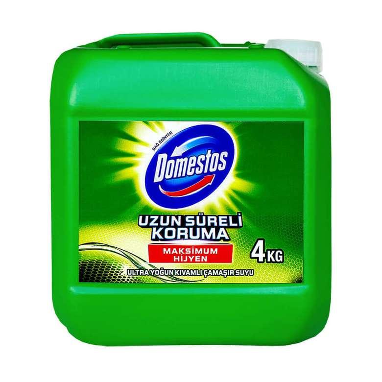Domestos Çamaşır Suyu Ultra 4 Kg