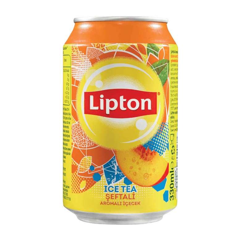 Lipton Ice Tea Buzlu Çay Şeftali 330 Ml