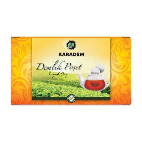 Karadem Çay Demlik Poşet 48'li 163,2 G