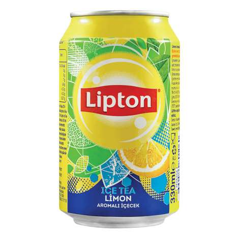 Lipton Ice Tea Buzlu Çay Limon 330 Ml