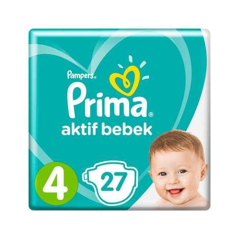 Prima Çocuk Bezi Maxi 27'li