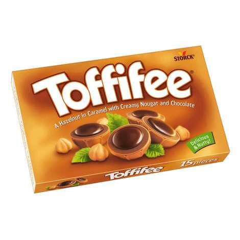 Toffifee Çikolata Karamelli Bütün Fındıklı 125 G
