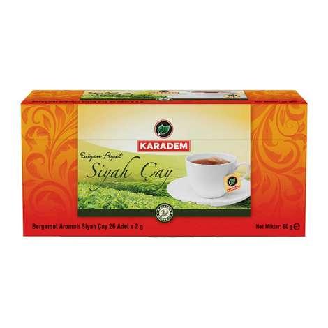 Karadem Çay Bardak Poşet 25x2 G