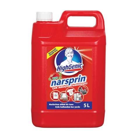 Narsprin Genel Temizlik Sıvısı 5000 Ml