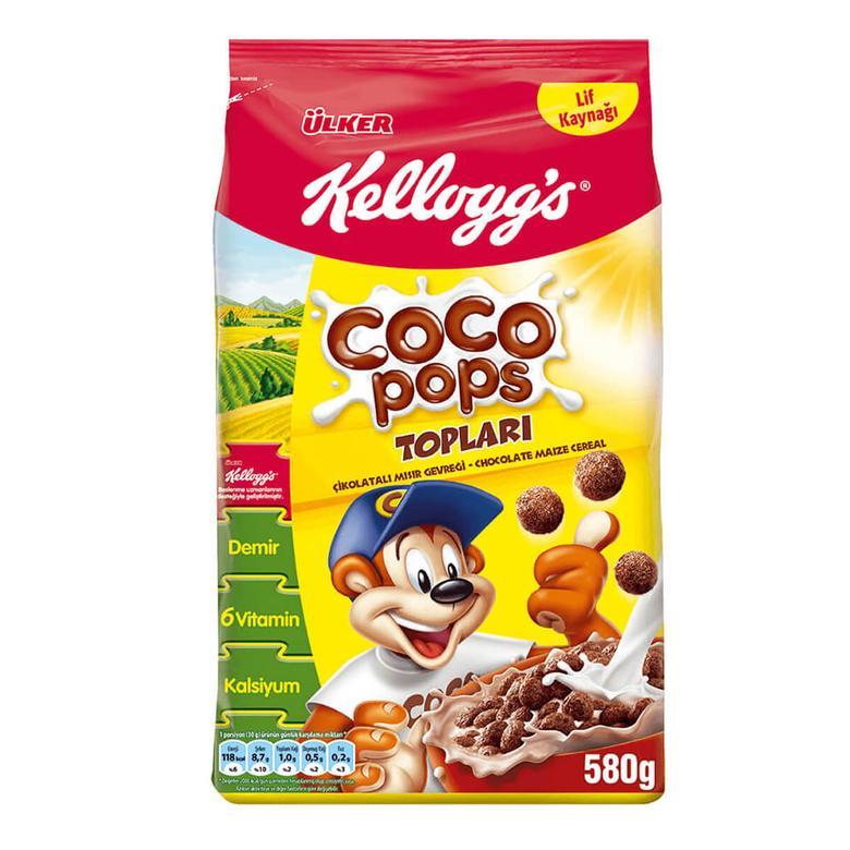 Cocopops Mısır Gevreği Çikolatalı 580 G