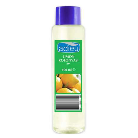 Adieu Limon Kolonyası 400 Ml