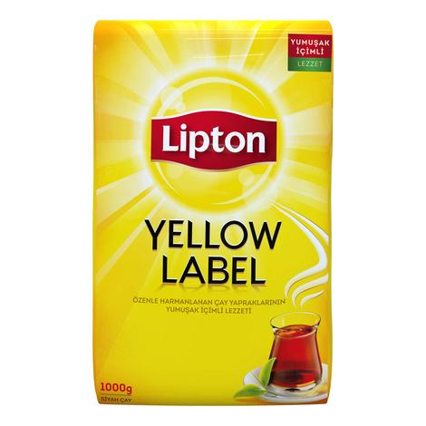 Lipton Çay Yellow Label 1000 G