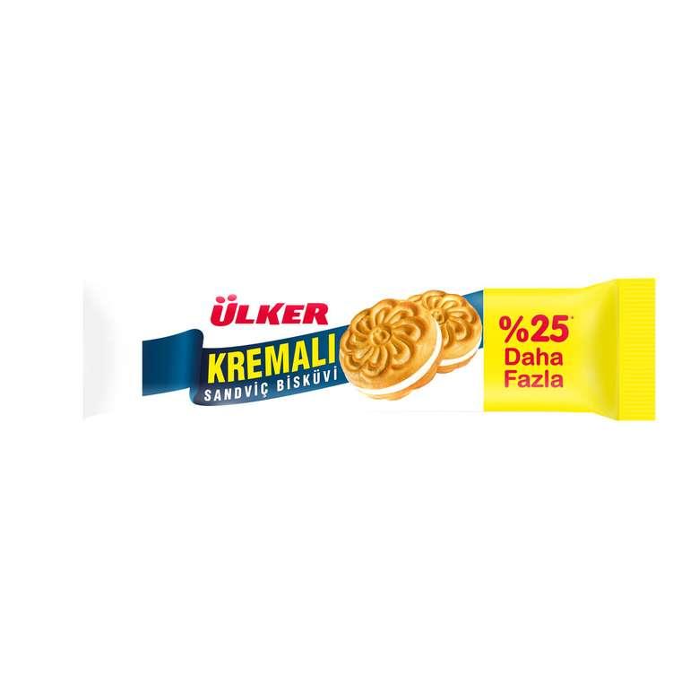Ülker Kremalı Bisküvi 76 G