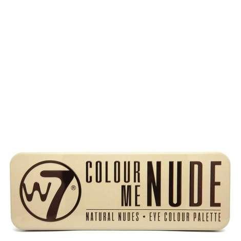 W7 Color Me Nude Far Paleti