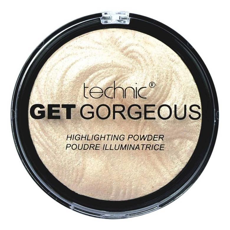 Technic Get Gorgeous Aydınlatıcı Pudra