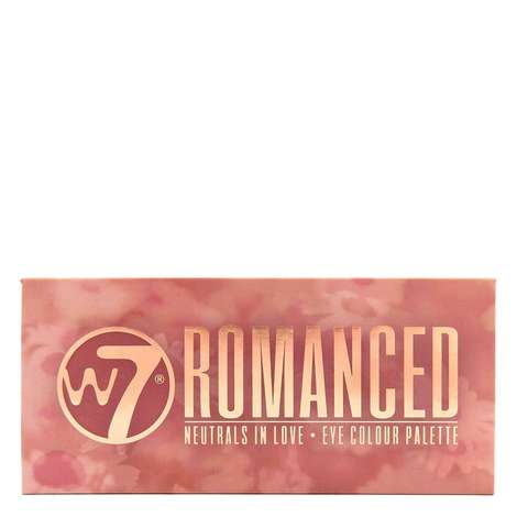 W7 Romanced Far Paleti