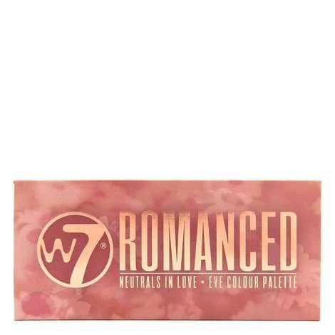 W7 Romanced Far Paleti