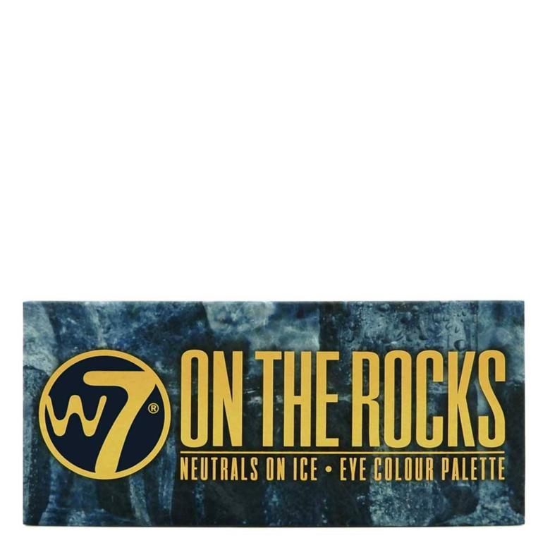 W7 On The Rocks Far Paleti