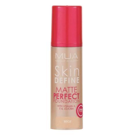 Make Up Academy Skin Define Matlaştırıcı Fondöten - Beige