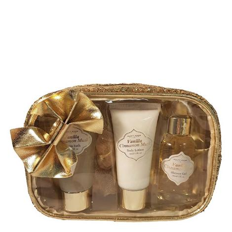 Beauty House  Vanilla Cinnamon Musk Banyo Seti