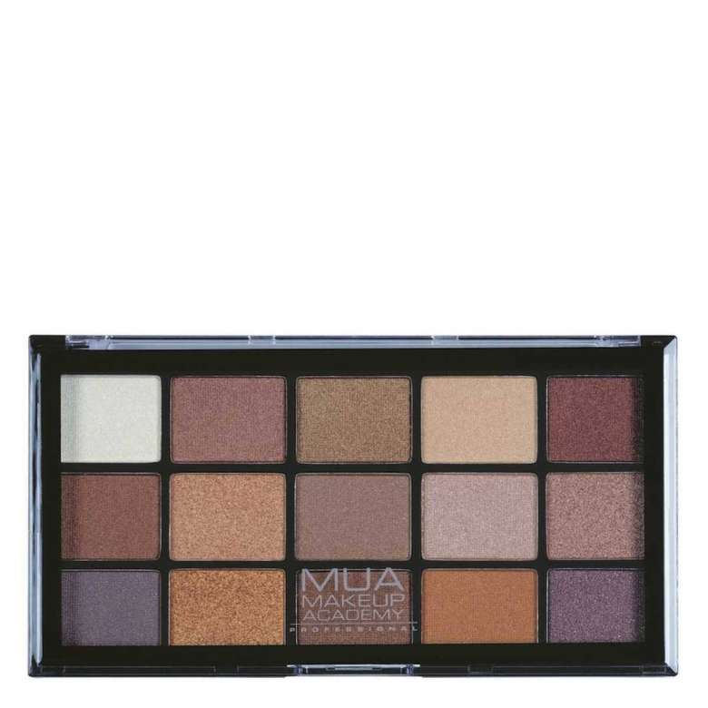 Make Up Academy Pro Far Paleti 15'li - Au Naturel