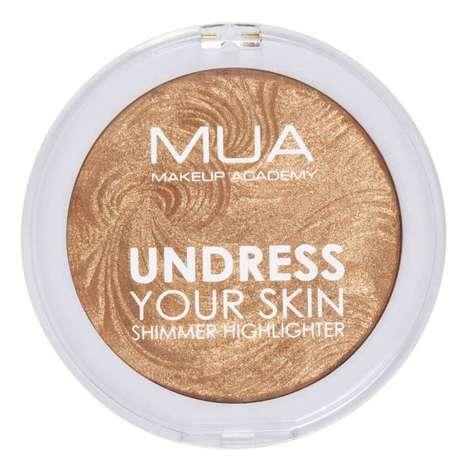 Make Up Academy Aydınlatıcı Pudra - Golden Afterglow