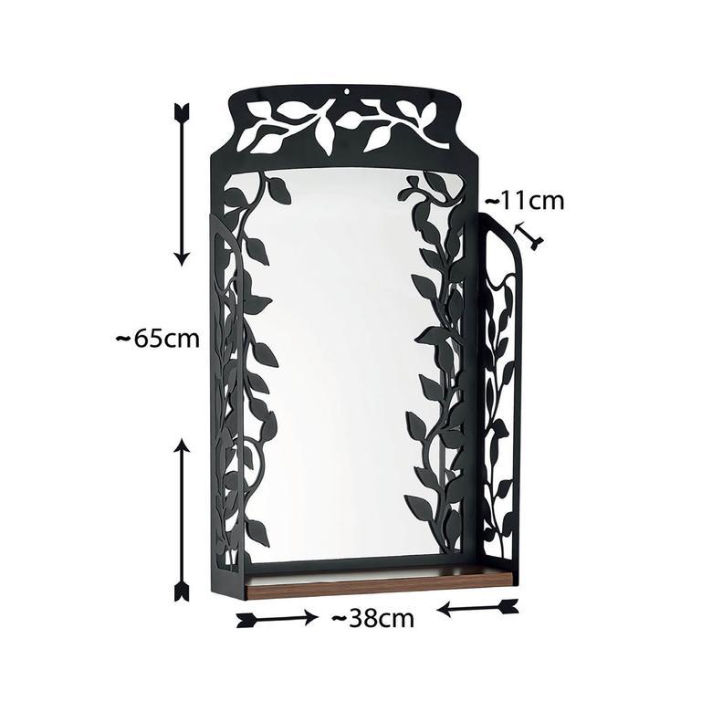 Vip Home Ferforje Ayna Ve Çiçeklik