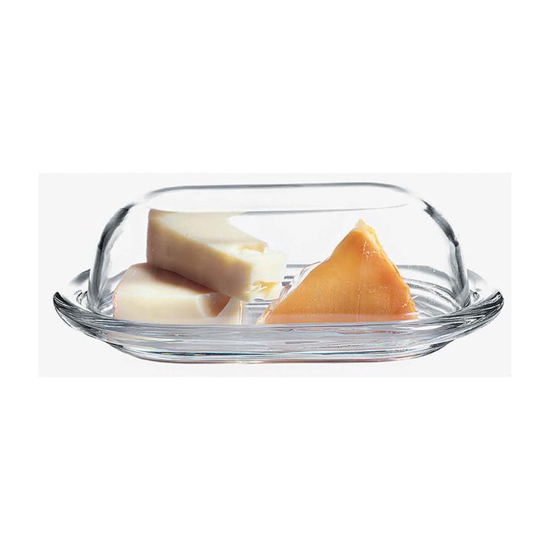 Paşabahçe Tereyağlık Ve Peynir Kabı