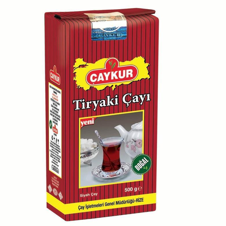 Çaykur Çay Tiryaki 500 G