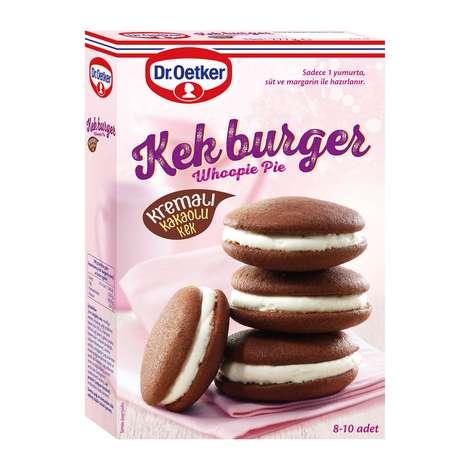 Dr.Oetker Kek Burger 277 G