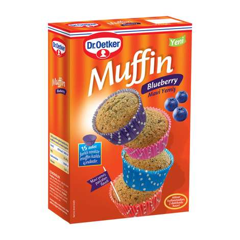 Dr.Oetker Blueberry Muffin 300g