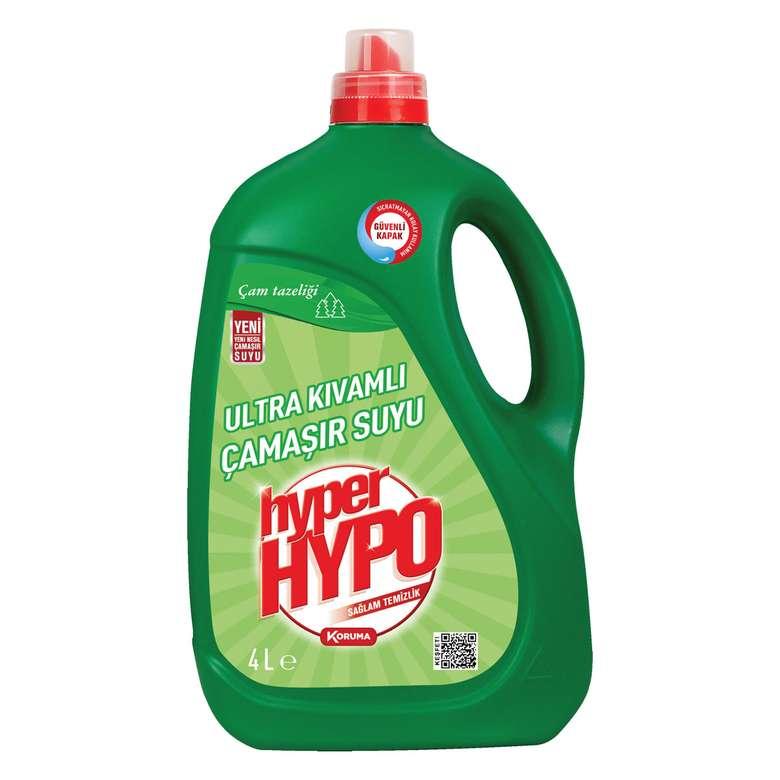 Hypo Çamaşır Suyu Ultra 4000 Ml