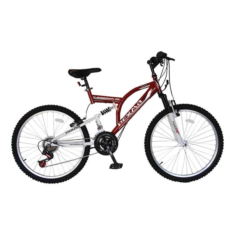 26 Jant Çift Amortisörlü Bisiklet