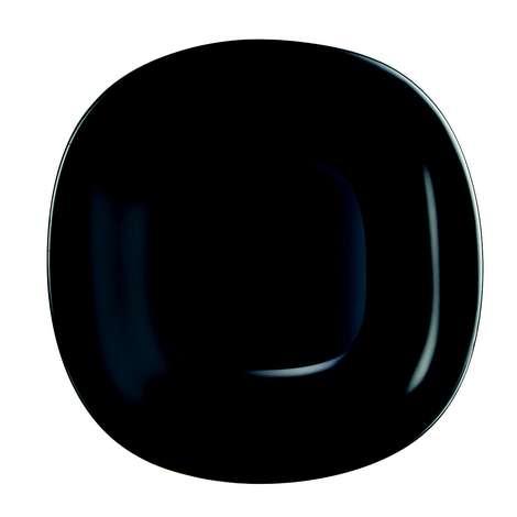 Arcopal Tatlı Tabağı Siyah 19 Cm